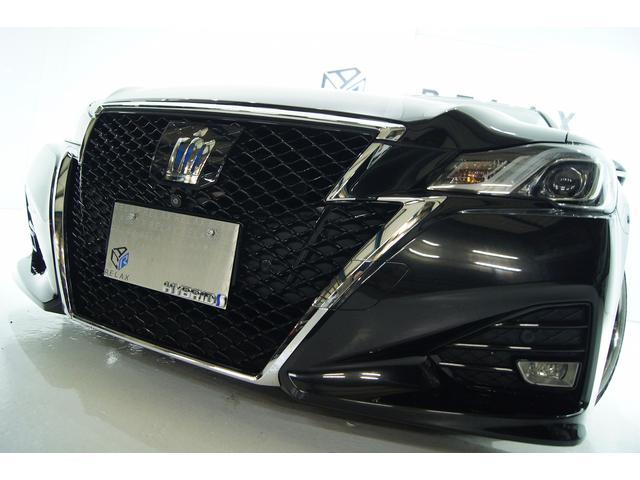 トヨタ アスリートS 新品19アルミ 新品タイヤ 新品車高調