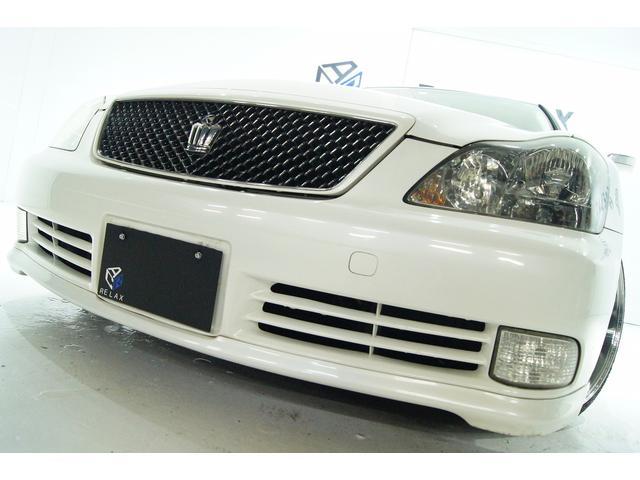 トヨタ クラウン アスリートプレミアム50thエディション新品アルミ新品車高調