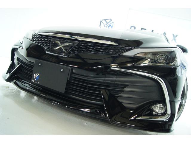 トヨタ 250G 新品モデリスタ新品ライト新品車高調 新品19アルミ