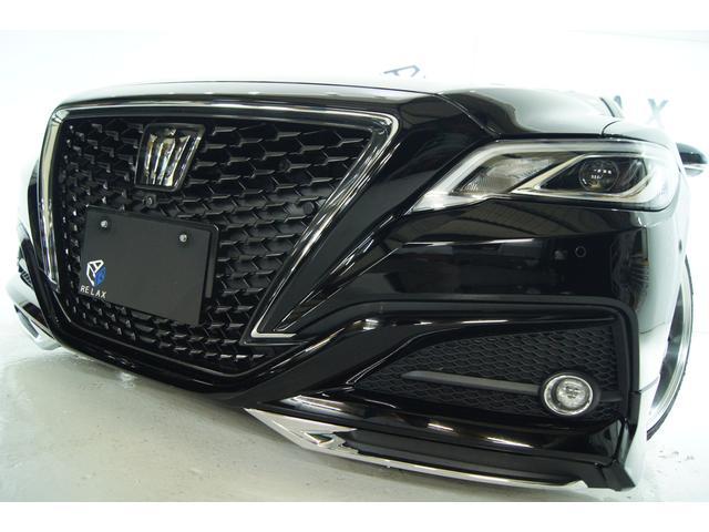 トヨタ S新品モデリスタ前後 新品19アルミタイヤ新品BLIZ車高調