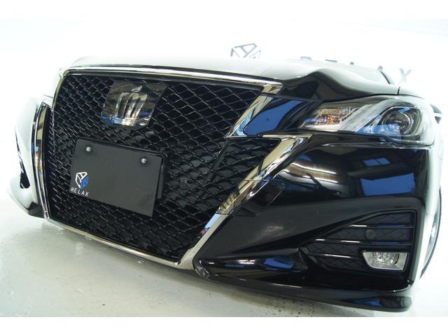 トヨタ クラウン アスリートS-T 後期 新品アルミ 新品タイヤ 新品車高調