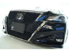 クラウンアスリートS−T 後期 新品アルミ 新品タイヤ 新品車高調
