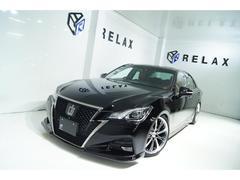 クラウンアスリートG−T ジャパンセレクション 本革こがねカラー 新品バカンスエアロ 新品車高調 新品19ホイール 新品タイヤ アラウンドビューモニター