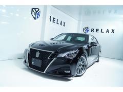 クラウンアスリートS−T 新品19ホイール 新品タイヤ 新品車高調 Bluetooth対応マルチナビ パドルシフト ETC