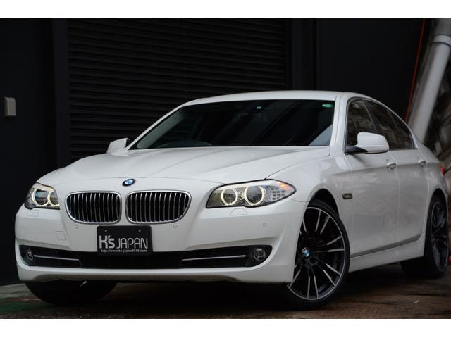 BMW 523dハイラインパッケージYoutube試乗動画配信中