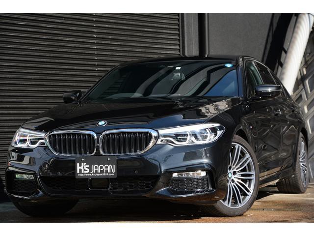 BMW 523d Mスポーツ ディーゼルターボ ディーラー保証付