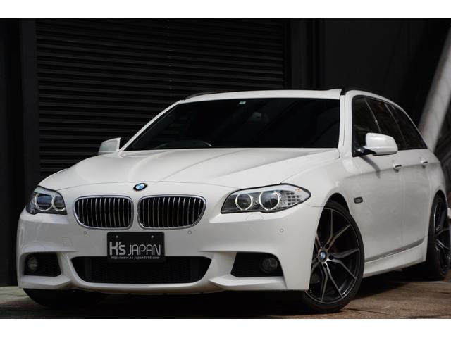 BMW 523iツーリングMスポーツpkgYoutube動画配信中