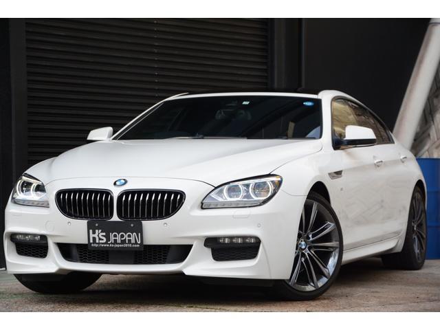 BMW 640iグランクーペ Mスポーツエディション 試乗動画配信中