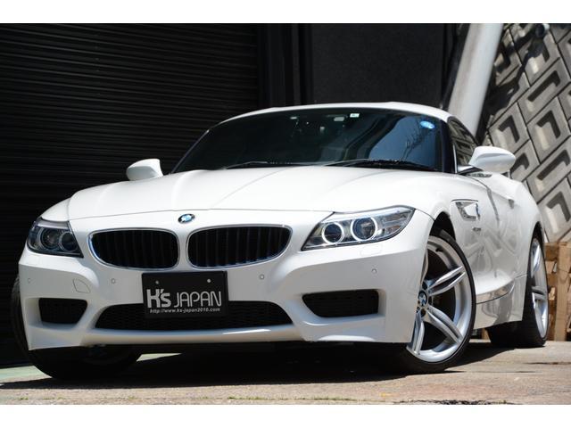 BMW Z4 sDrive20i Mスポーツ (車検整備付)