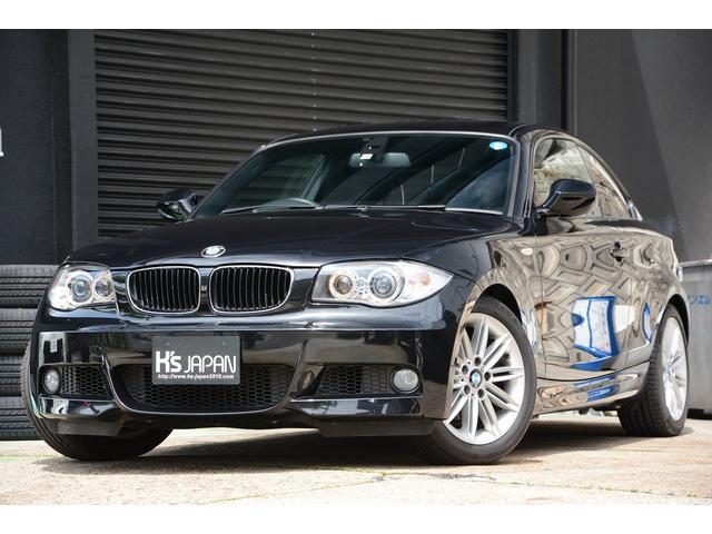 BMW 1シリーズ 120i Mスポーツパッケージ 電動ハーフレザーシート プッシュスタート Mスポーツステアリング オートライト 17インチアルミホイール