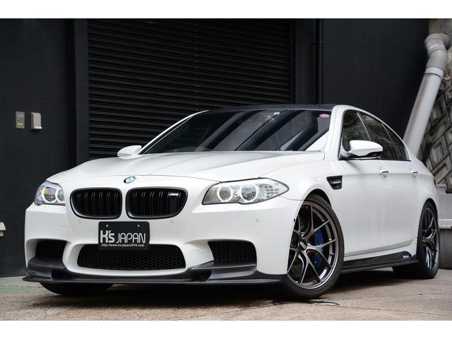 BMW M5 BBS20インチ アクラポマフラー カスタム約400万