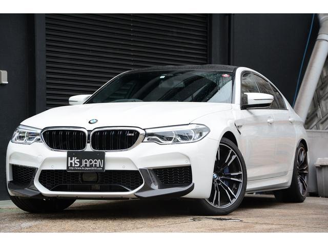 BMW M5 コンフォートPKG Mperformanceエアロ