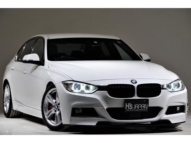 BMW 320i Mスポーツ Mperformanceブレーキシステム REMUSマフラー アクティブクルーズコントロール KW車高調 Mperformanceカーボンリヤスポイラー フロントリップスポイラー HIDパワーアップ