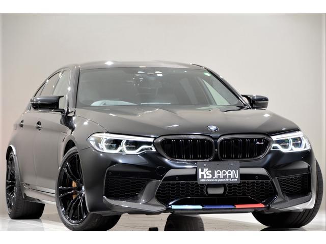 BMW M5 M5 1オーナー車 Mperformanceパーツ コンフォートパッケージ アンビエントエアパッケージ 前後ドライブレコーダー カーボンフロントスプリッター カーボンリヤスポイラー マッサージシート