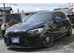 BMW116i Mスポーツ  1オーナー Mパフォ19AW 禁煙