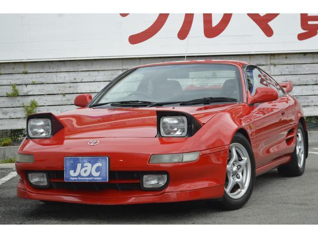 トヨタ GT V型 5速MT レカロ 車高調 SDナビ