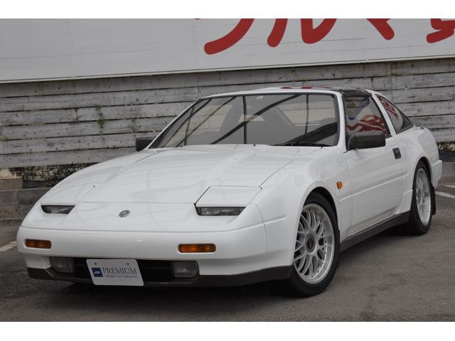 日産 300ZR 後期モデル Tバールーフ 5速マニュアル BBS17インチAW ローダウン デュアルマフラー 外装レストア済み