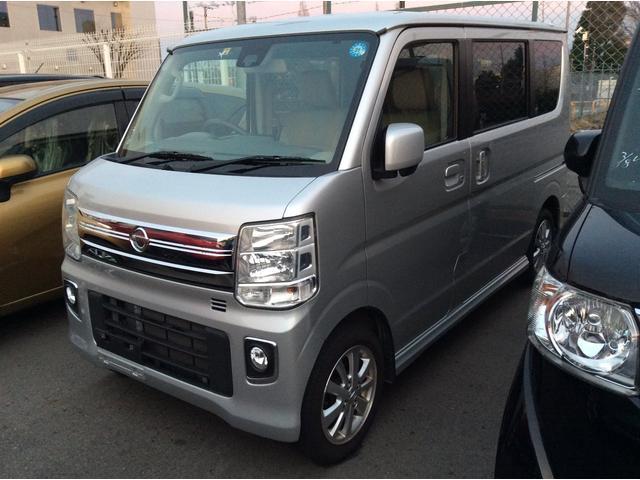 日産 E 4WD エマージェンシーブレーキ ナビ TV