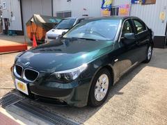 BMW525i.ETC.HID.禁煙車