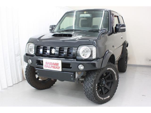 スズキ ジムニー クロスアドベンチャー リフトアップ ワイドフェンダー 4WD