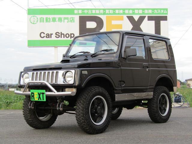 スズキ 4WD 5MT リフトアップ 当店オリジナルカスタム