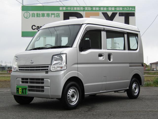 日産 DX ハイルーフ 5AGS車 2nd発進付 キーレス