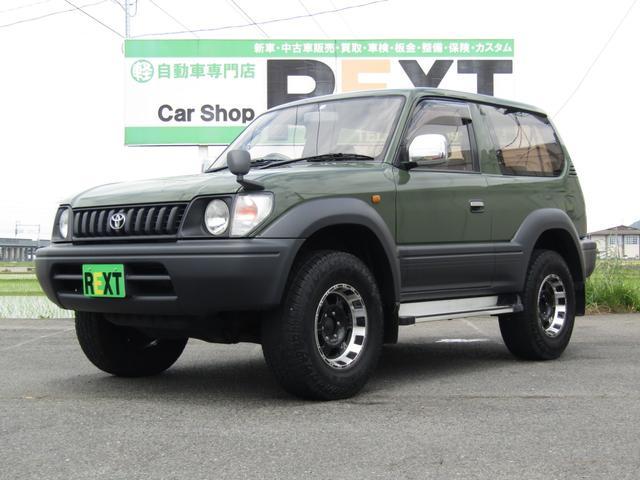 ランドクルーザープラド(トヨタ) RX 中古車画像