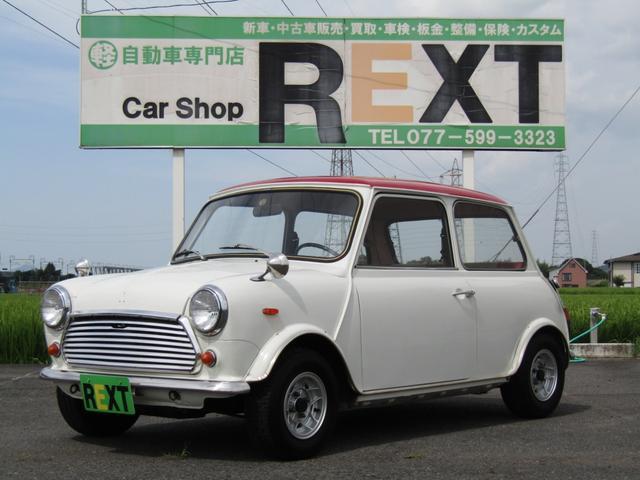 「ローバー」「MINI」「SUV・クロカン」「滋賀県」の中古車
