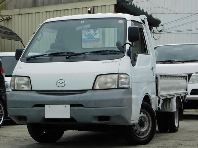 マツダ DX 木製荷台 ダブルタイヤ 最大積載量850kg 集中ドアロック PS PW