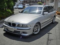 BMW525iツーリング Mスポーツパッケージ ローダウン