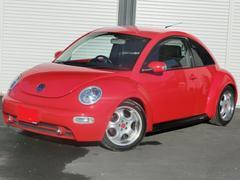 VW ニュービートルサルサ限定車 専用内装