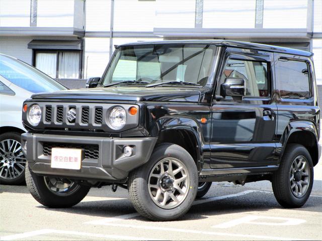 スズキ XC 4WD 届出済未使用車 新車保証継承 デュアルセンサーブレーキサポート オートクルーズ オートライト LEDヘッドライト シートヒーター