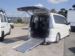 セレナ福祉車両 車椅子1基 スロープ ニールダウン ハイブリッド