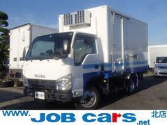 エルフトラック冷蔵冷凍車 低温 −30℃設定 2室式 2t積 4WD AT