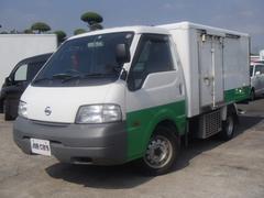 バネットトラック冷蔵冷凍車 低温 −22℃設定 1t積 サイドドア PW