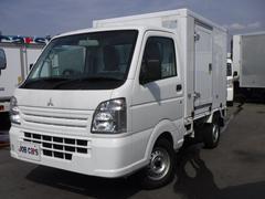ミニキャブトラック冷蔵冷凍車 中温 −5℃設定 登録済未使用車 AT 引戸
