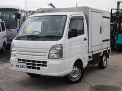 キャリイトラック冷蔵冷凍車 低温 −20℃設定 4WD AT スライドドア