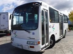 リエッセ路線バス 34人乗 AT 前後オートドア ステップリフト