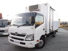 デュトロ冷蔵冷凍車 二室式 低温 −32℃ 2.95t スライド