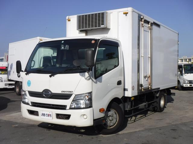 日野 冷蔵冷凍車 二室式 低温 -32℃ 2.95t AT