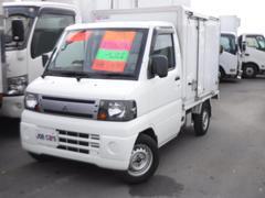 ミニキャブトラック冷蔵冷凍車 三菱 中温 −5℃ AT スライドドア キーレス