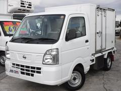 NT100クリッパートラック冷蔵冷凍車 日章 低温 −25℃ MT スライドドア