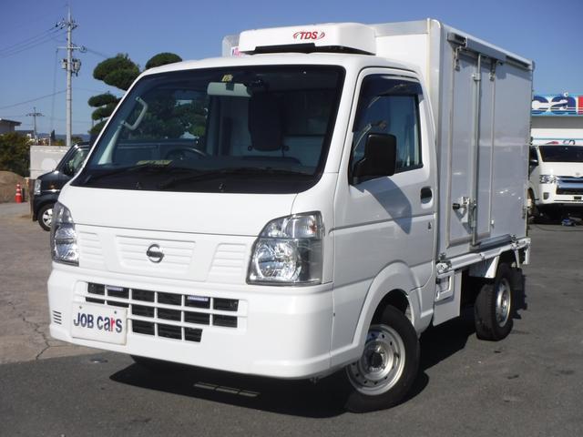 日産 冷凍冷蔵車 低温 -30℃設定 AT バックモニター