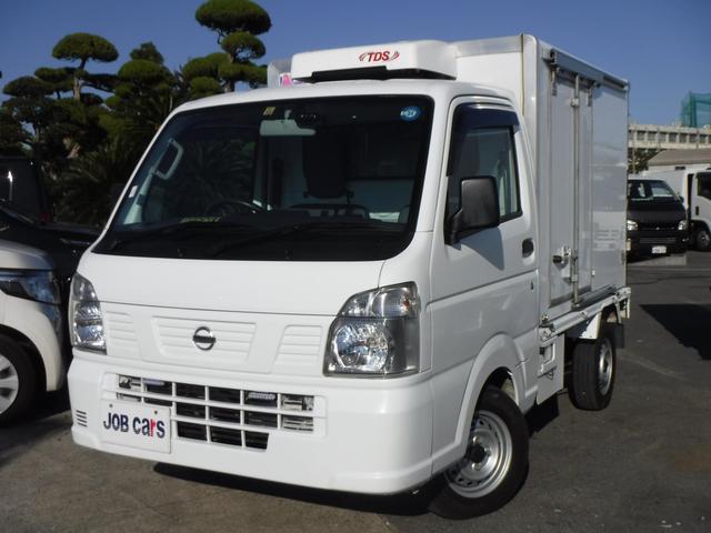 日産 冷蔵冷凍車 低温 -30℃設定 4WD AT バックモニター