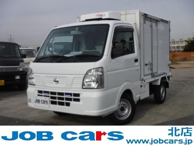 日産 冷蔵冷凍車 低温 -30℃設定 AT バックモニター ETC