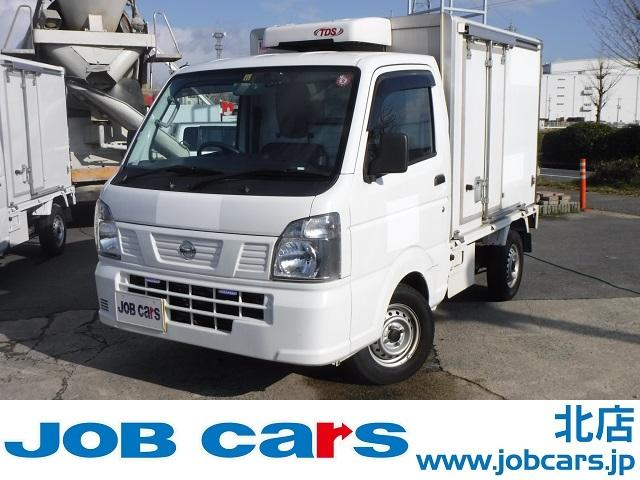 日産 冷蔵冷凍車 低温 -30℃設定 AT 4WD