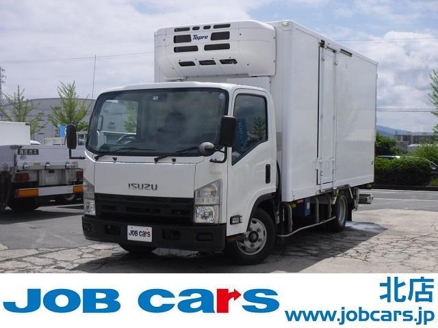いすゞ エルフトラック 冷蔵冷凍車 低温 -30℃設定 PG 2t ワイドロング