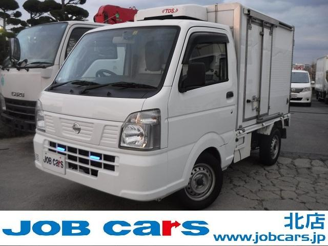 冷蔵冷凍車 低温 -30℃設定 AT バックモニター 4WD