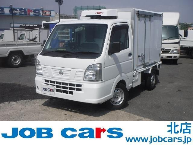 日産  冷蔵冷凍車 低温 菱重製 -30℃設定 2コンプ AT ETC