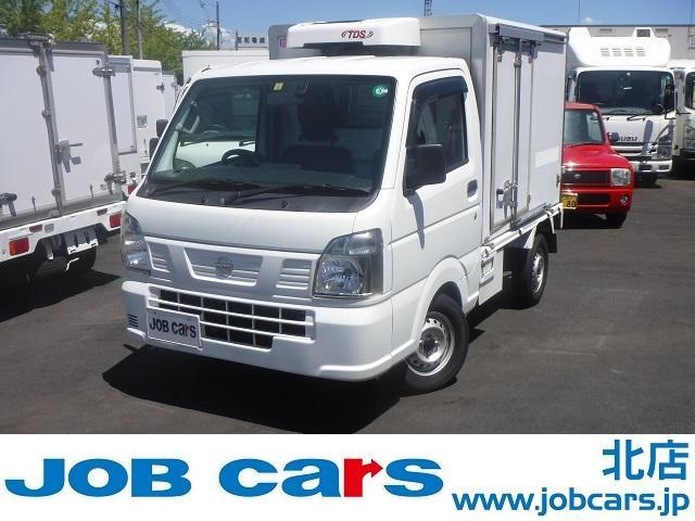 日産  冷蔵冷凍車 低温 菱重製 -30℃設定 2コンプ AT